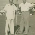 昭和30年初頭の垂水ゴルフ倶楽部
