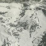 昭和30年頃の垂水ゴルフ倶楽部航空写真