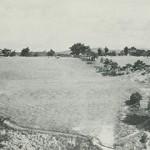 昭和30年頃の10番ホール(現1番ホール)